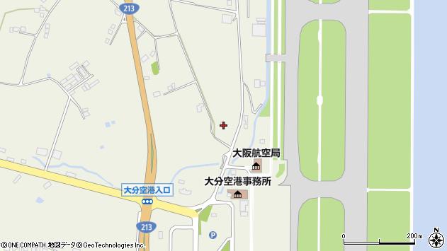 大分県国東市武蔵町糸原3339周辺の地図