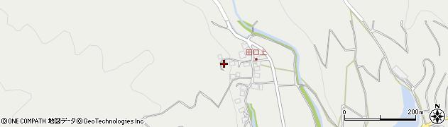 大分県国東市安岐町吉松3000周辺の地図