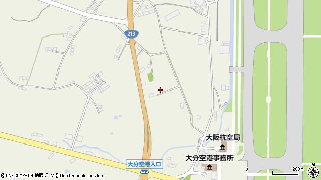 大分県国東市武蔵町糸原3500周辺の地図