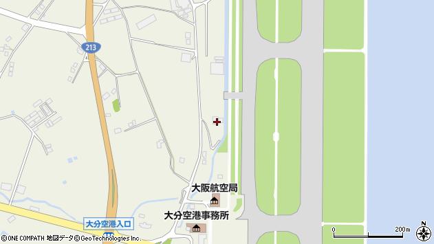 大分県国東市武蔵町糸原3600周辺の地図