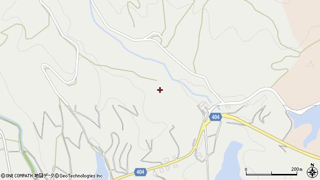 大分県国東市安岐町吉松美濃辺周辺の地図