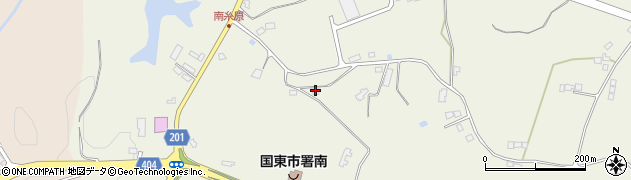 大分県国東市武蔵町糸原3938周辺の地図