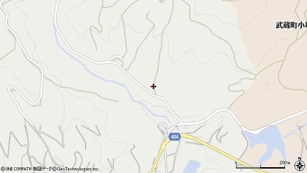 大分県国東市安岐町吉松3410周辺の地図