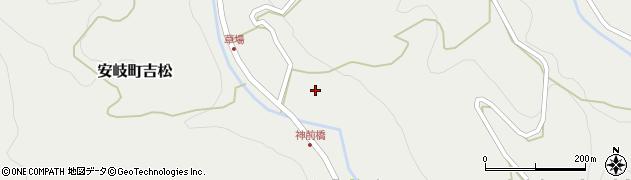 大分県国東市安岐町吉松2690周辺の地図