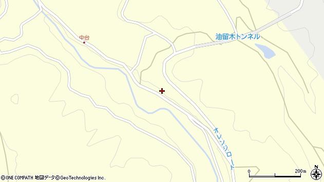 大分県国東市安岐町油留木3593周辺の地図
