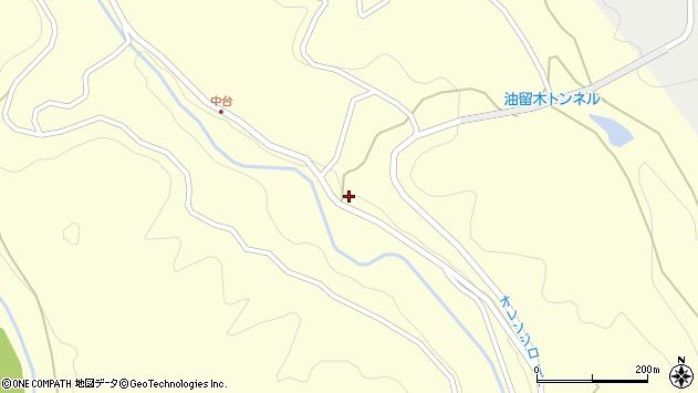 大分県国東市安岐町油留木3595周辺の地図