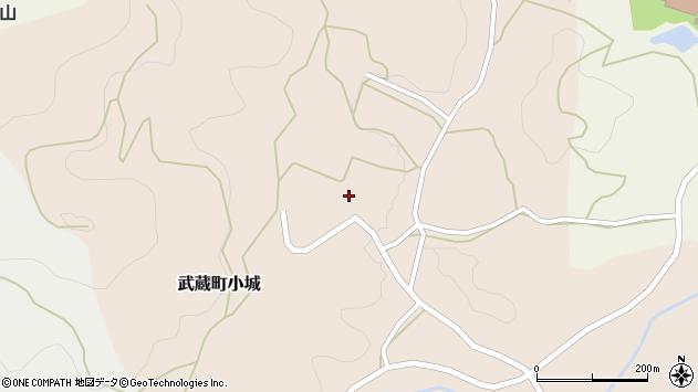 大分県国東市武蔵町小城526周辺の地図