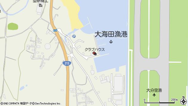 大分県国東市武蔵町糸原3185周辺の地図
