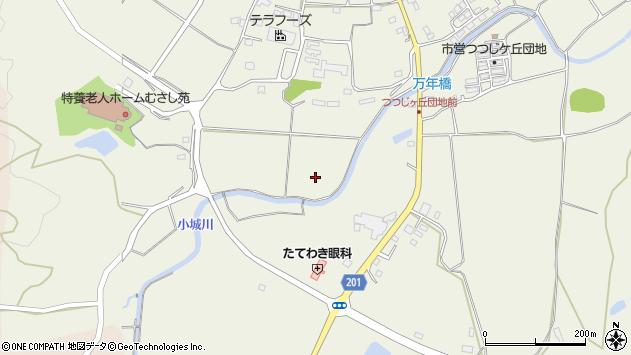 大分県国東市武蔵町糸原市場周辺の地図