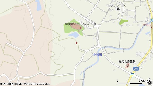 大分県国東市武蔵町糸原2414周辺の地図