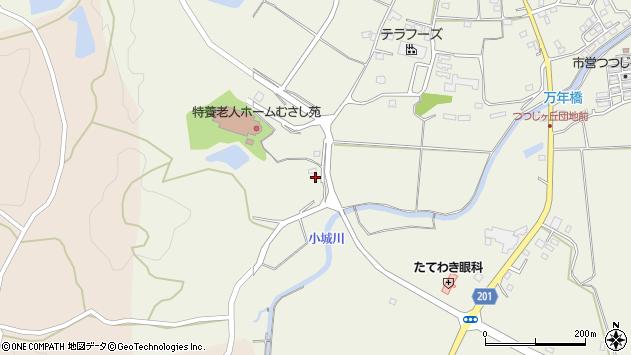 大分県国東市武蔵町糸原2382周辺の地図