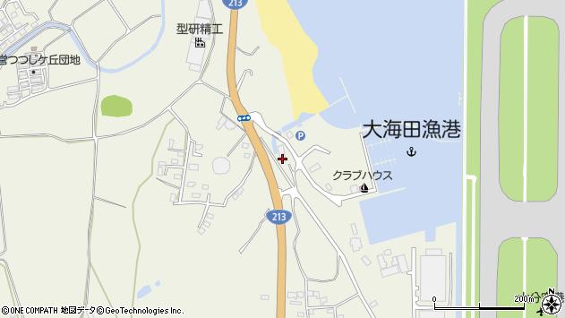 大分県国東市武蔵町糸原3633周辺の地図