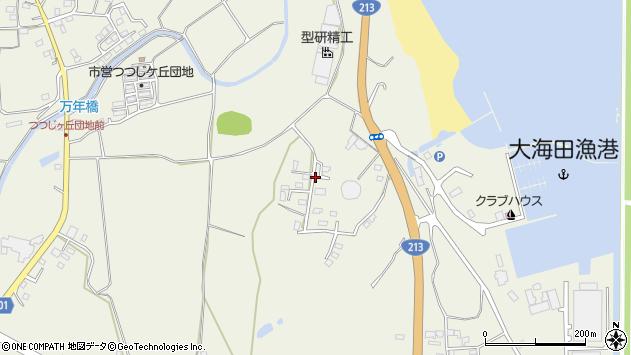 大分県国東市武蔵町糸原3063周辺の地図