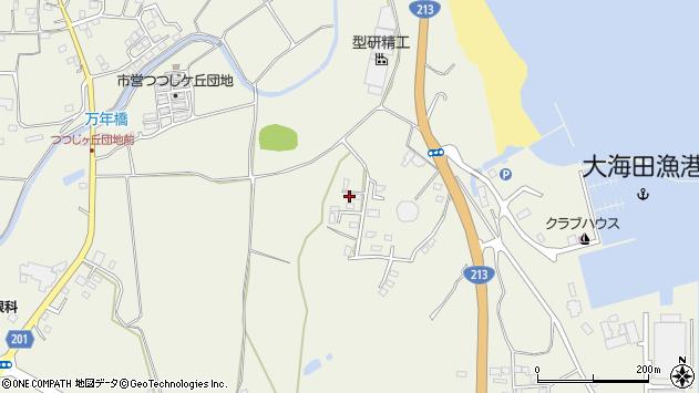 大分県国東市武蔵町糸原3067周辺の地図
