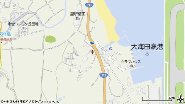 大分県国東市武蔵町糸原3233周辺の地図