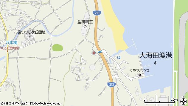 大分県国東市武蔵町糸原3224周辺の地図