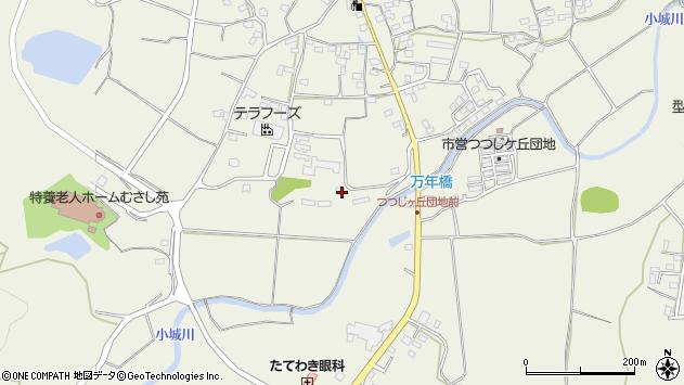 大分県国東市武蔵町糸原1182周辺の地図