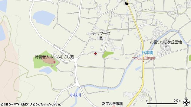大分県国東市武蔵町糸原1170周辺の地図