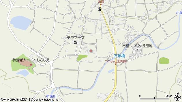 大分県国東市武蔵町糸原1181周辺の地図