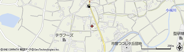 大分県国東市武蔵町糸原1431周辺の地図