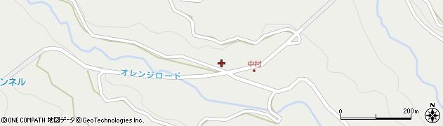 大分県国東市安岐町吉松1658周辺の地図