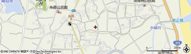 大分県国東市武蔵町糸原1421周辺の地図