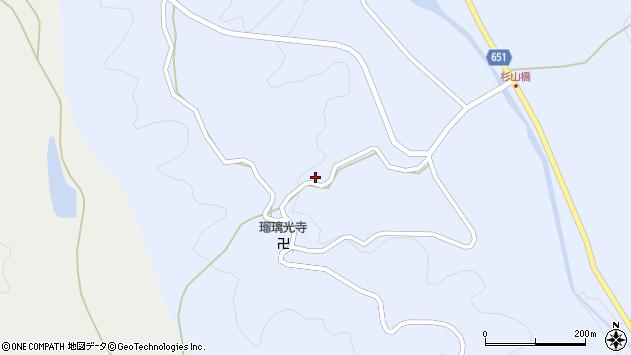 大分県国東市安岐町糸永1162周辺の地図
