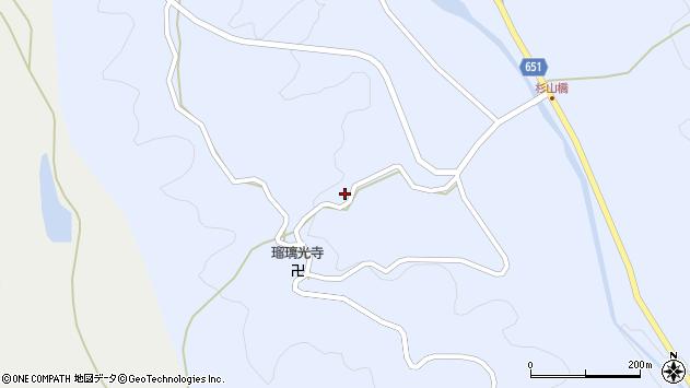大分県国東市安岐町糸永1163周辺の地図