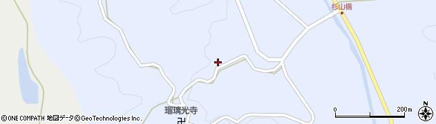 大分県国東市安岐町糸永1167周辺の地図