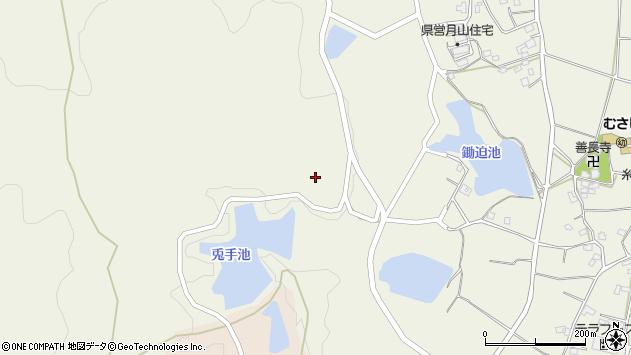 大分県国東市武蔵町糸原939周辺の地図