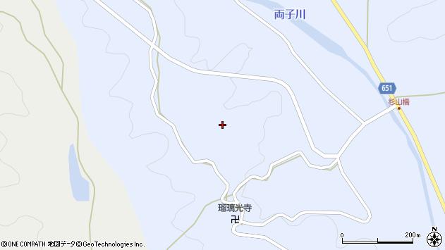 大分県国東市安岐町糸永1194周辺の地図