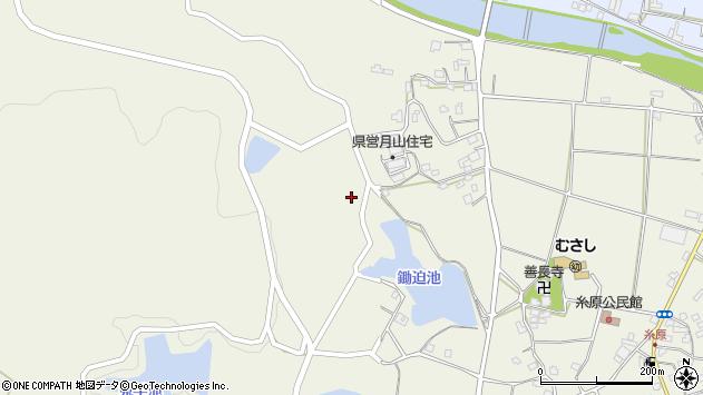 大分県国東市武蔵町糸原851周辺の地図