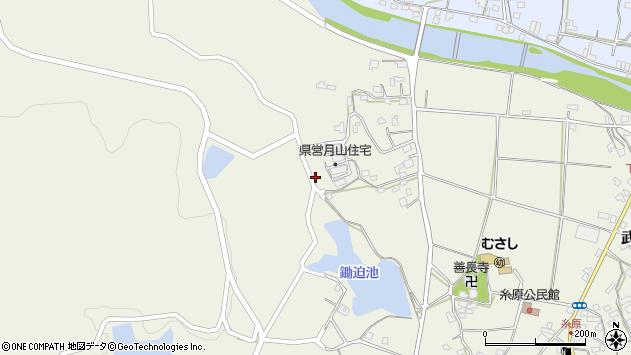 大分県国東市武蔵町糸原746周辺の地図