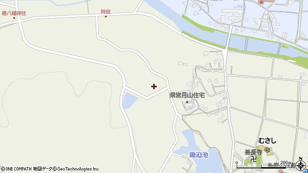 大分県国東市武蔵町糸原892周辺の地図