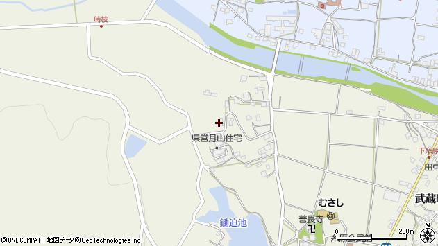 大分県国東市武蔵町糸原679周辺の地図