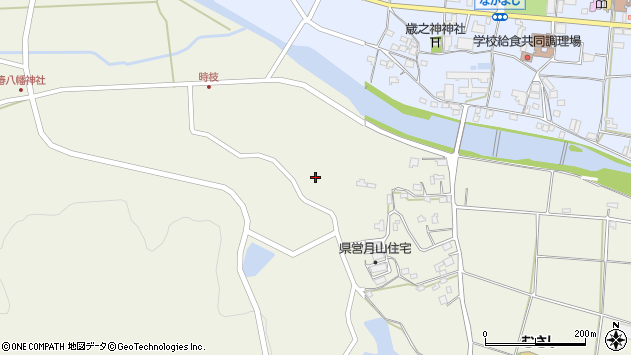 大分県国東市武蔵町糸原756周辺の地図