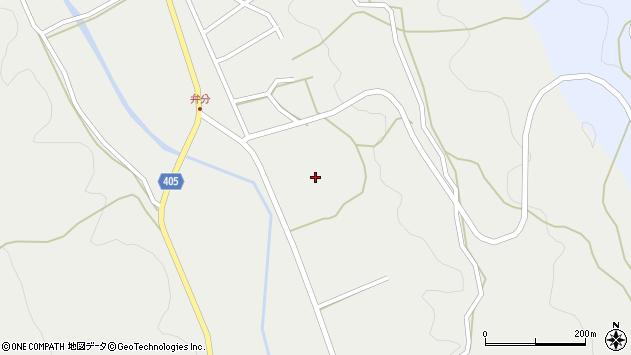 大分県国東市安岐町朝来2852周辺の地図