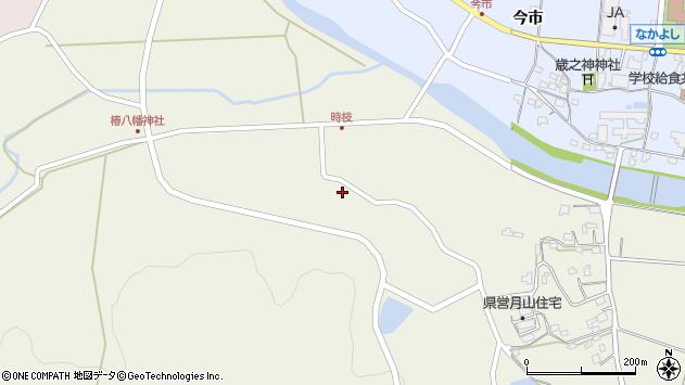 大分県国東市武蔵町三井寺934周辺の地図