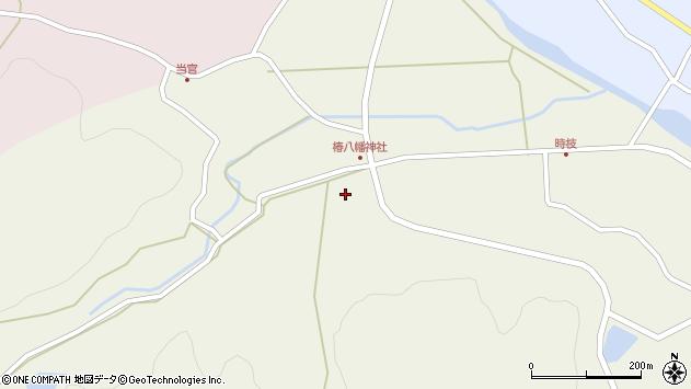 大分県国東市武蔵町三井寺815周辺の地図