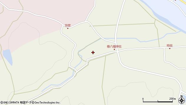 大分県国東市武蔵町三井寺663周辺の地図