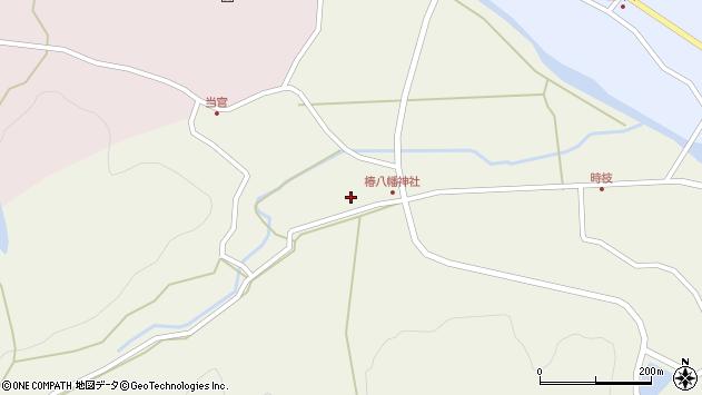 大分県国東市武蔵町三井寺656周辺の地図