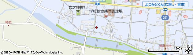 大分県国東市武蔵町古市680周辺の地図