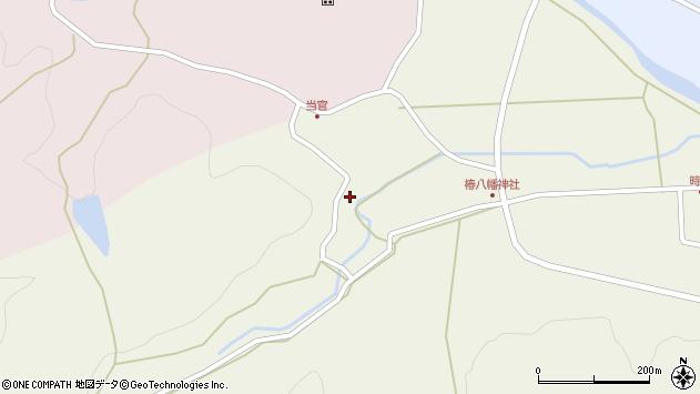 大分県国東市武蔵町三井寺418周辺の地図