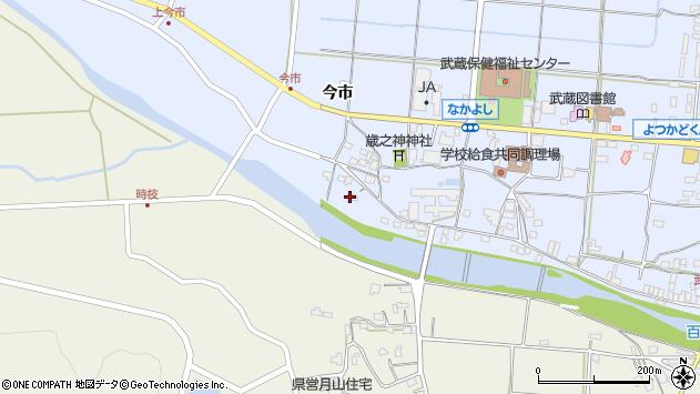 大分県国東市武蔵町古市747周辺の地図