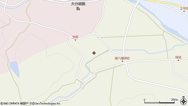 大分県国東市武蔵町三井寺407周辺の地図