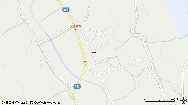 大分県国東市安岐町朝来2904周辺の地図