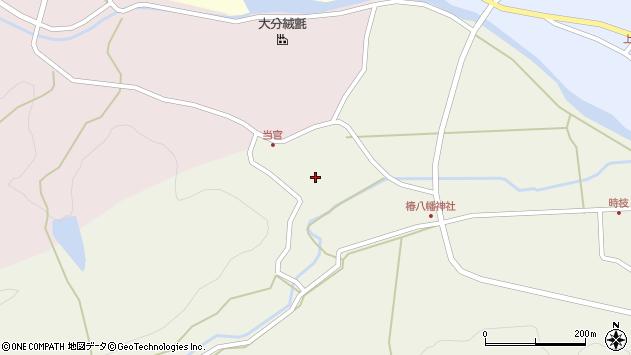 大分県国東市武蔵町三井寺380周辺の地図