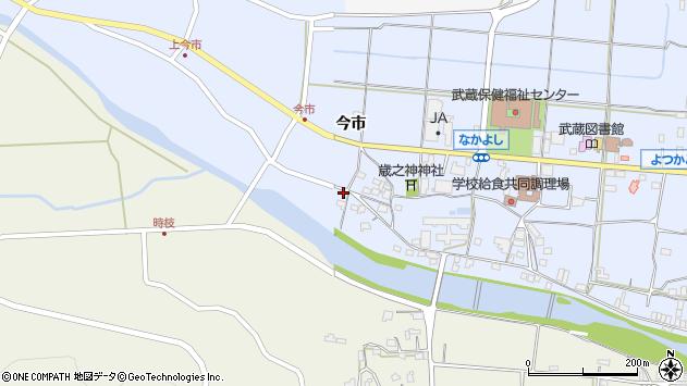 大分県国東市武蔵町古市783周辺の地図