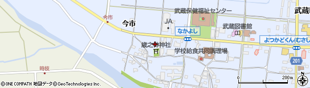 大分県国東市武蔵町古市1065周辺の地図