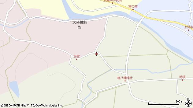 大分県国東市武蔵町三井寺394周辺の地図